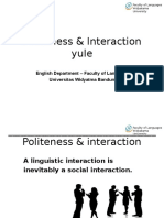 (10) POLITENESS & INTERACTION.ppt