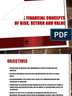 Financial Management Report