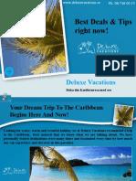 Bahamas Resa - Deluxe Vacations