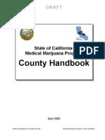 Medical Marijuana - handbook