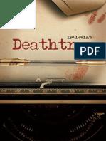 type writter deathtrap