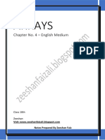 Chapter No 4
