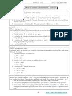 Energie Interne Et Calorimètre Exercices Fr 16