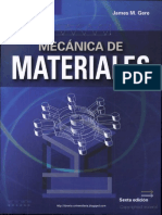 122496093 Mecanica de Materiales 6ed James M Gere