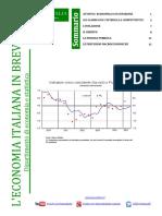Economia Italiana in Breve. Luglio 2015