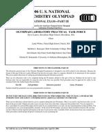 2006 Usnco Exam Part III