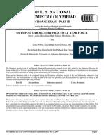 2007 Usnco Exam Part III