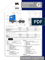 Camion Scania - G460 - LA6X4HSZ