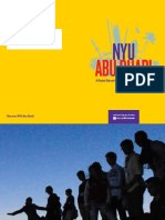 NYUAD Overview 2014-15
