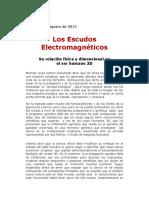 Los Escudos Electromagneticos Su Relacion Fisica y Dimensional en El Ser Humano 3D