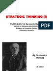 BC 01 Strategic Thinking (I)