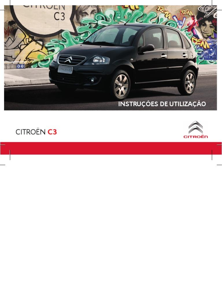Manual Do Propriet U00e1rio Citroen C3