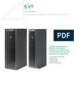 Brochure Smart UPS -VT 50hz
