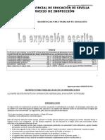 Comunicacion Linguistica - Cuadernillo 4 - La Expresion Escrita