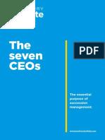 KFI the Seven CEOs Succession Management (1)