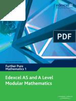 FP1 Mathematics alevel