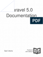Laravel 5.0 Documentation