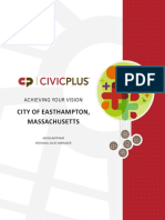 CivicPlus Proposal - MA Easthampton
