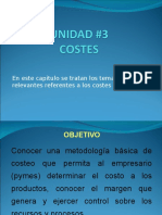 Analisis de Costos Cap3