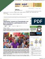 2015-07-19 El Dia Digital.es - 'Dipuactiva' Arranca en Canredondo Con Gran Aceptación y Participación de Los Más Pequeñosl