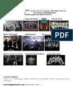 Metal Bulletin Zine 71
