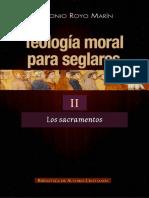 ROYO MARIN, A-Teologia Moral Seglares 2