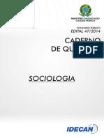 IDECAN SOCIOLOGIA
