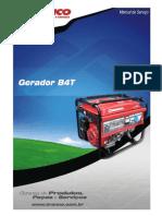 Geradores a Gasolina B4T