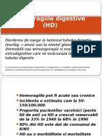Hemoragiile Digestive Bagdasar Chirurgie