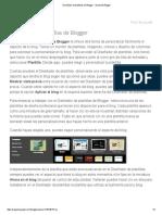 Diseñador de Plantillas de Blogger - Ayuda de Blogger