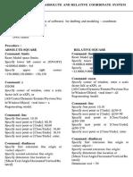 GE6261 - CAD Lab Manual