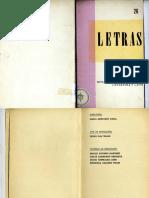 Revista Letras N 60