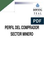 4Perfil Del Comprador Sector Minero