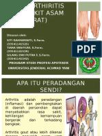 PROMKES Gout Arthiritis