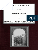 Excursions in the mountains of Ronda and Granada, with characteristic sketches