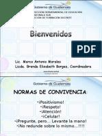 Herramientas de Evaluación Enero 2015