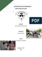 Pandillaje en El Perú