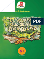 El Iguanito Que Se Hizo Dinosaurio 1