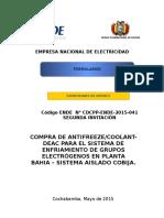 Formaularios Cdcpp 041 Compra Antifreese Coolan-Deac 2da Inv