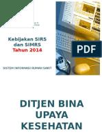 Kebijakan Dan Dasar Hukum-sirs Jogya 2014 Edit