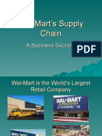 WalMart Supply Chain