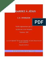 Regardez à JÉSUS- Sermon de C.H. Spurgeon