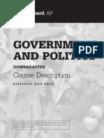 AP Comparative Government and Politics Course Description