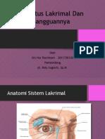 Sistem Lakrimal