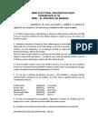 Oed Comunicado 09 - Sobre El Proceso del 10 de enero