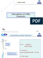 Calculation of Lifter Direction_Gaurav