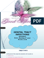 Genital Trat Infections