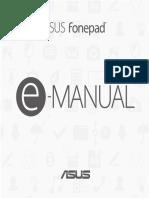 Panduan Fonepad K012