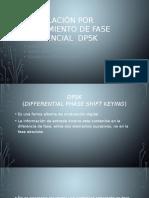 Modulación DPSK