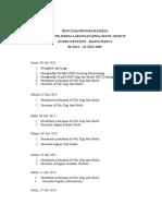 Veny Rencana Program Kerja
